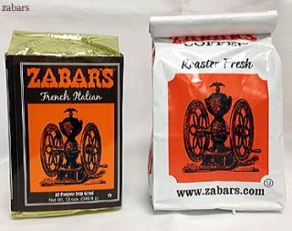 zaba's(ゼイバーズ) コーヒー オリジナルブレンド